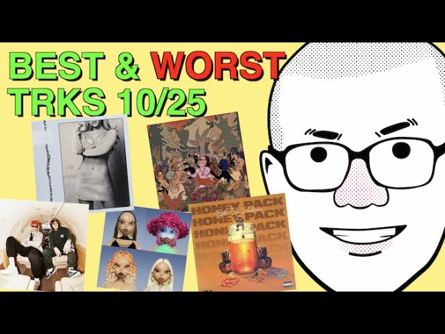 Weekly Track Roundup: 10/25 (Ariana Grande, Skrillex, Shygirl, Liturgy)