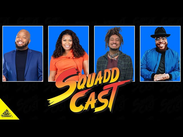 What's Worse; Spending A Night At Tahir's House vs Pat's House | SquADD Cast Versus | All Def