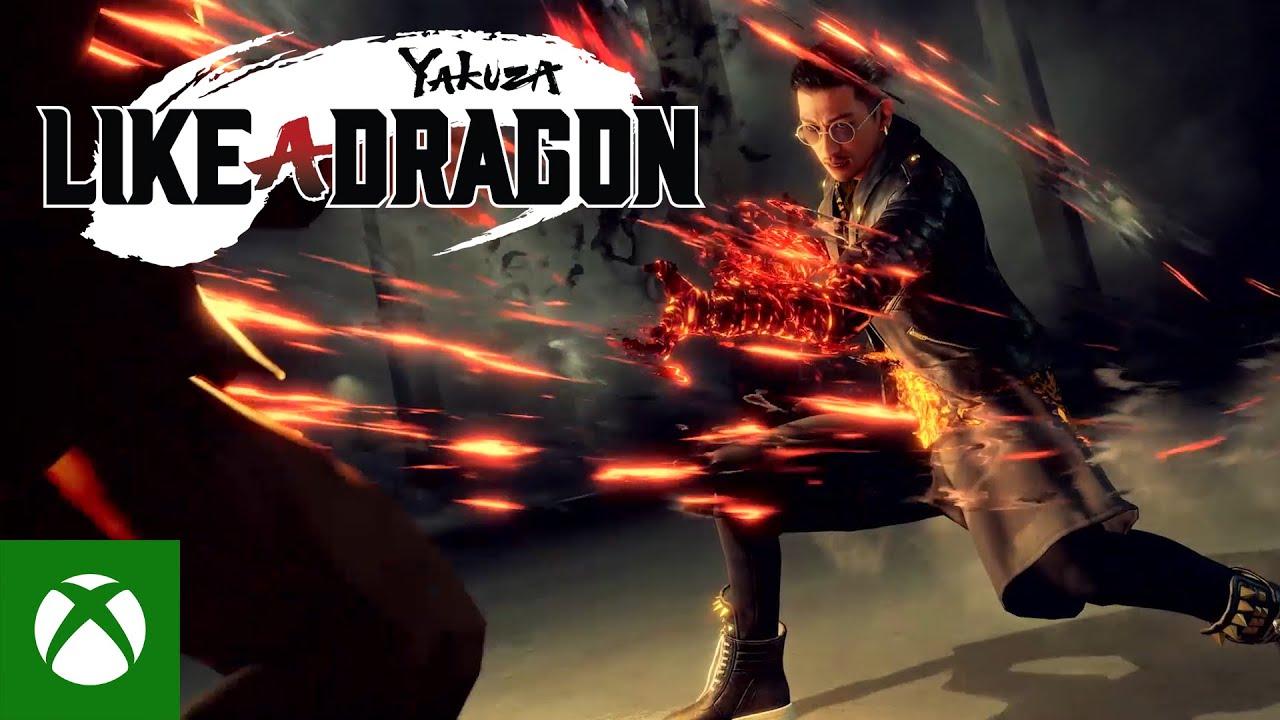Xbox Launch Celebration – Yakuza: Like a Dragon
