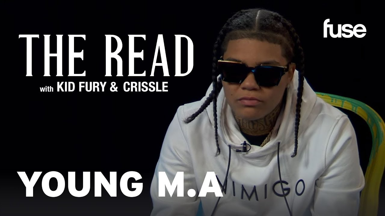 Young M.A takes Shots with Kid Fury and Crissle | The Read with Kid Fury & Crissle | Fuse
