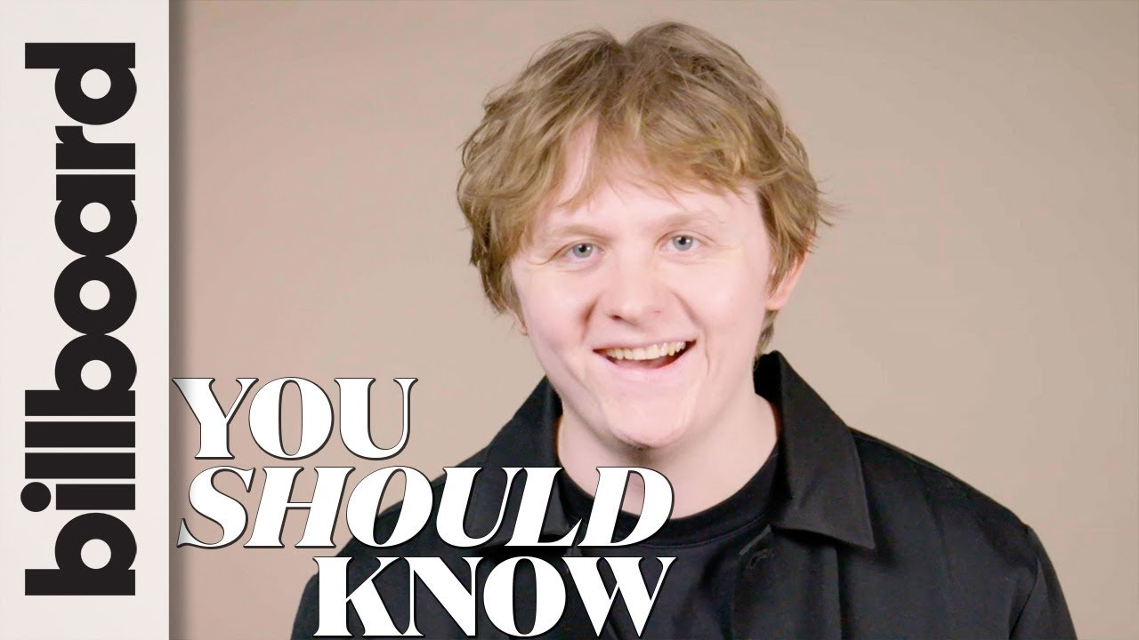 6 Things About Lewis Capaldi You Should Know!   Billboard