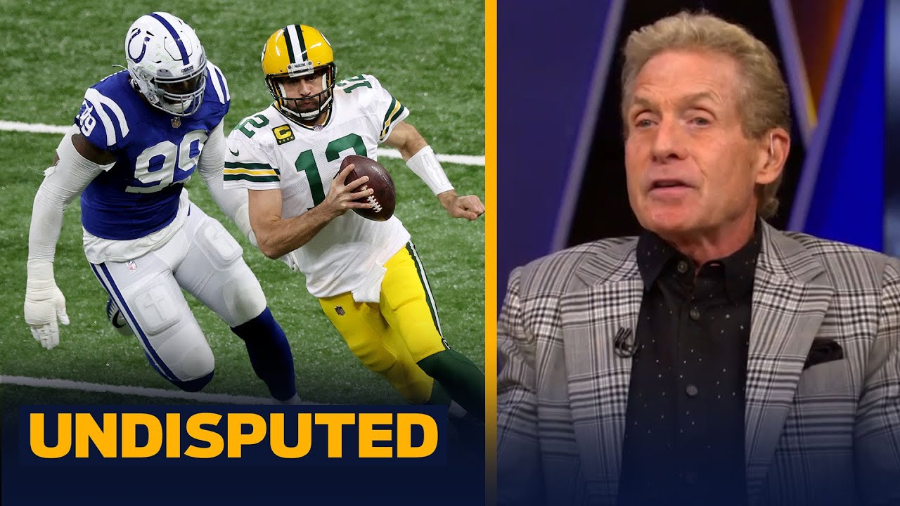 Aaron Rodgers needs to take the blame for Packers' loss to Colts in WK 11 — Skip | NFL | UNDISPUTED