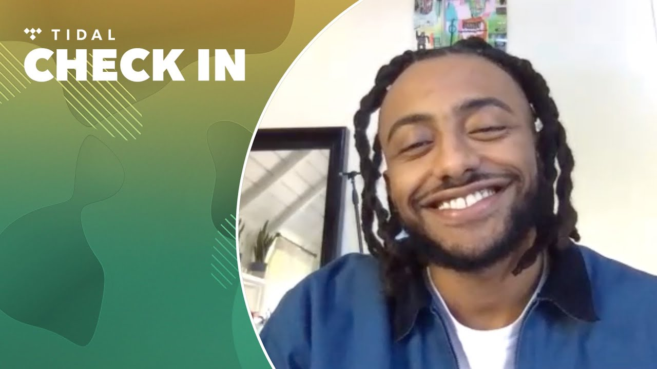 Aminé on Being GRAMMY Nominated, the Importance of Feedback From Friends, & Being a True Artist