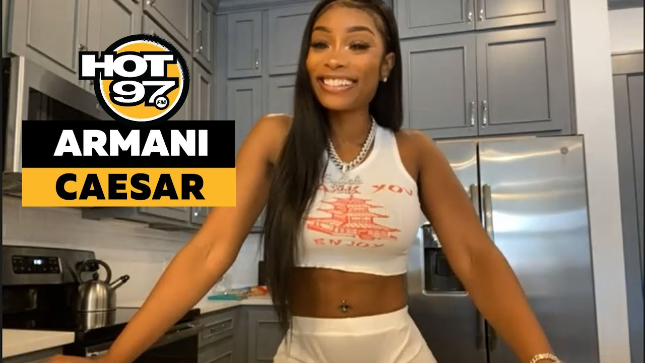 Armani Caesar Talks to Rosenberg about Her Come-Up, Westside Gunn, Griselda, College and The Liz
