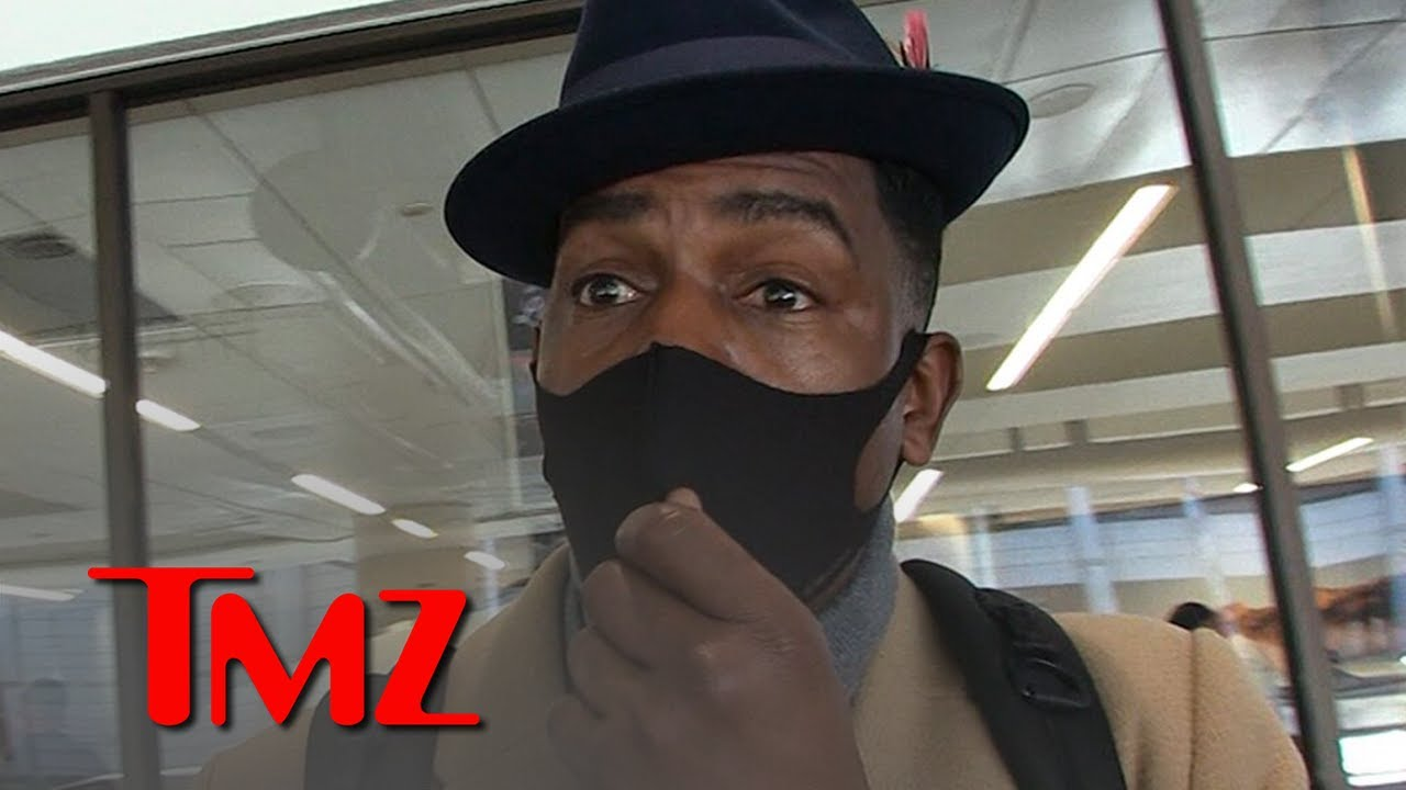 Bill Bellamy Says Airlines, People Can Do More in Wake of United Passenger Dying | TMZ