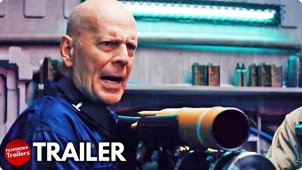 BREACH Trailer (2020) Bruce Willis Sci-Fi Action Movie