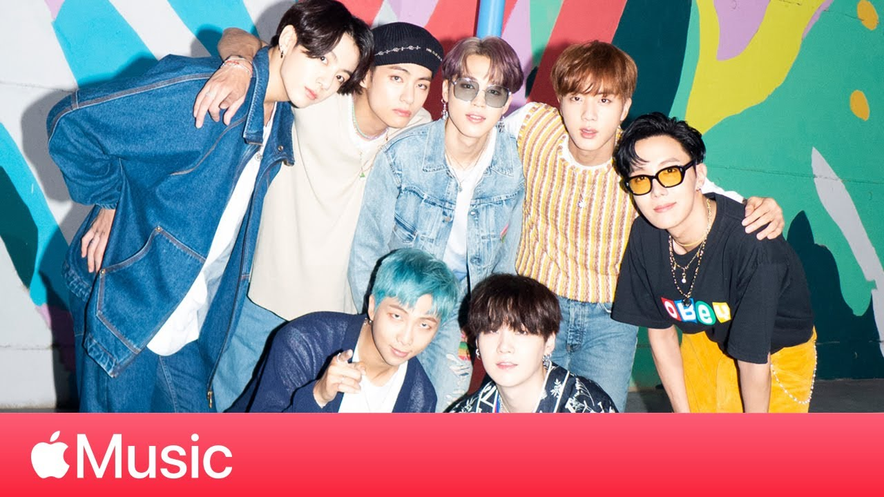 """BTS: Behind """"Dynamite,"""" Album Teasers, and the Importance of Friendship   Apple Music"""