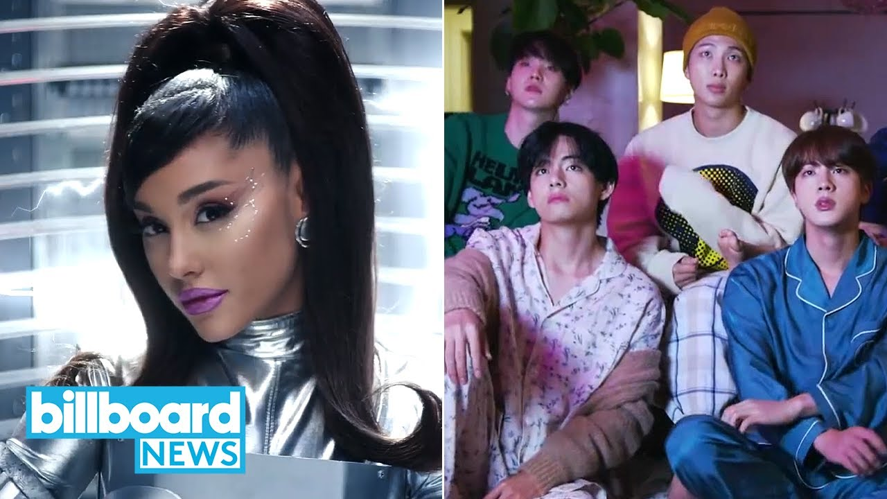 BTS Tease New Music Video, Ariana Grande Releases 34+35 Video and More | Billboard News
