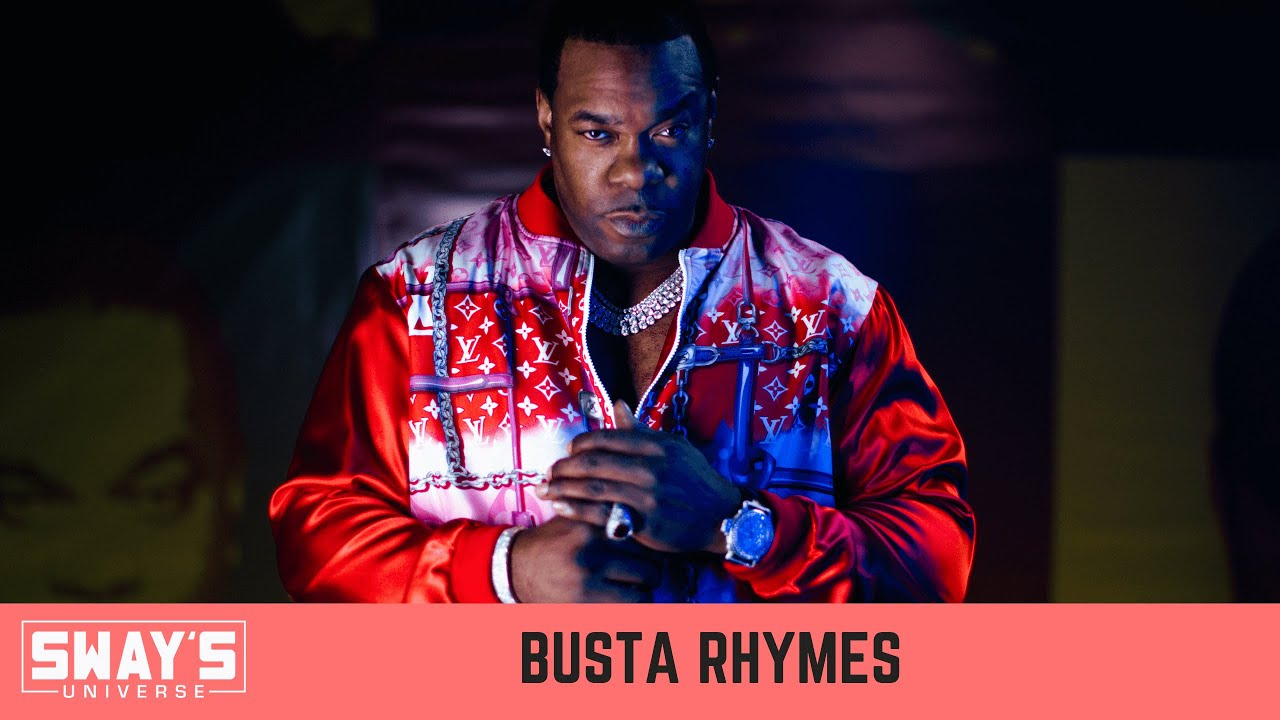 Busta Rhymes Reveals How He Almost Died and Talks New Album 'Extinction Level Event 2'