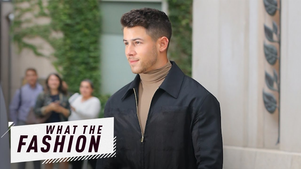 Can Nick Jonas Make Jumpsuits Classy?! | What the Fashion | S2, Ep. 20 | E! News