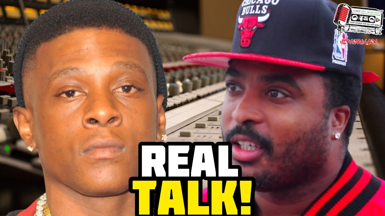 Chicago OG Jo Jo Capone Has A Serious Message For Boosie!