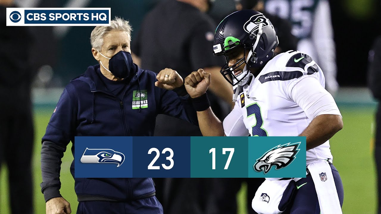 D.K. Metcalf goes off as Seahawks cruise past Eagles on 'MNF'   Recap   CBS Sports HQ