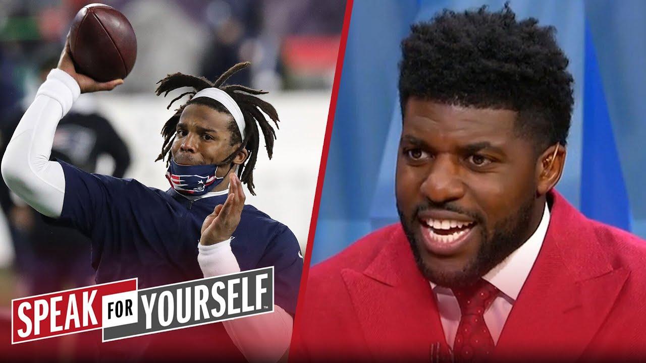Despite win vs Ravens, Cam doesn't leave room for error for Pats — Acho | NFL | SPEAK FOR YOURSELF