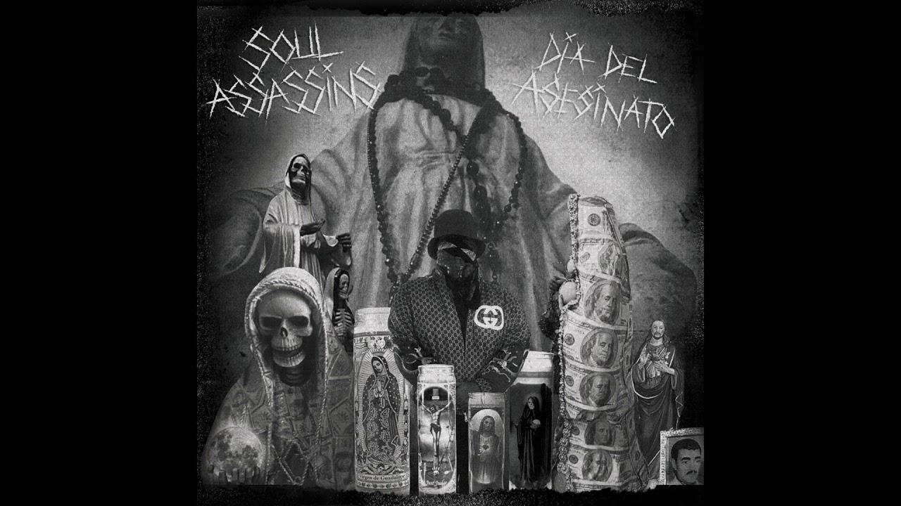 DJ MUGGS - Santa Muerte (Official Audio)