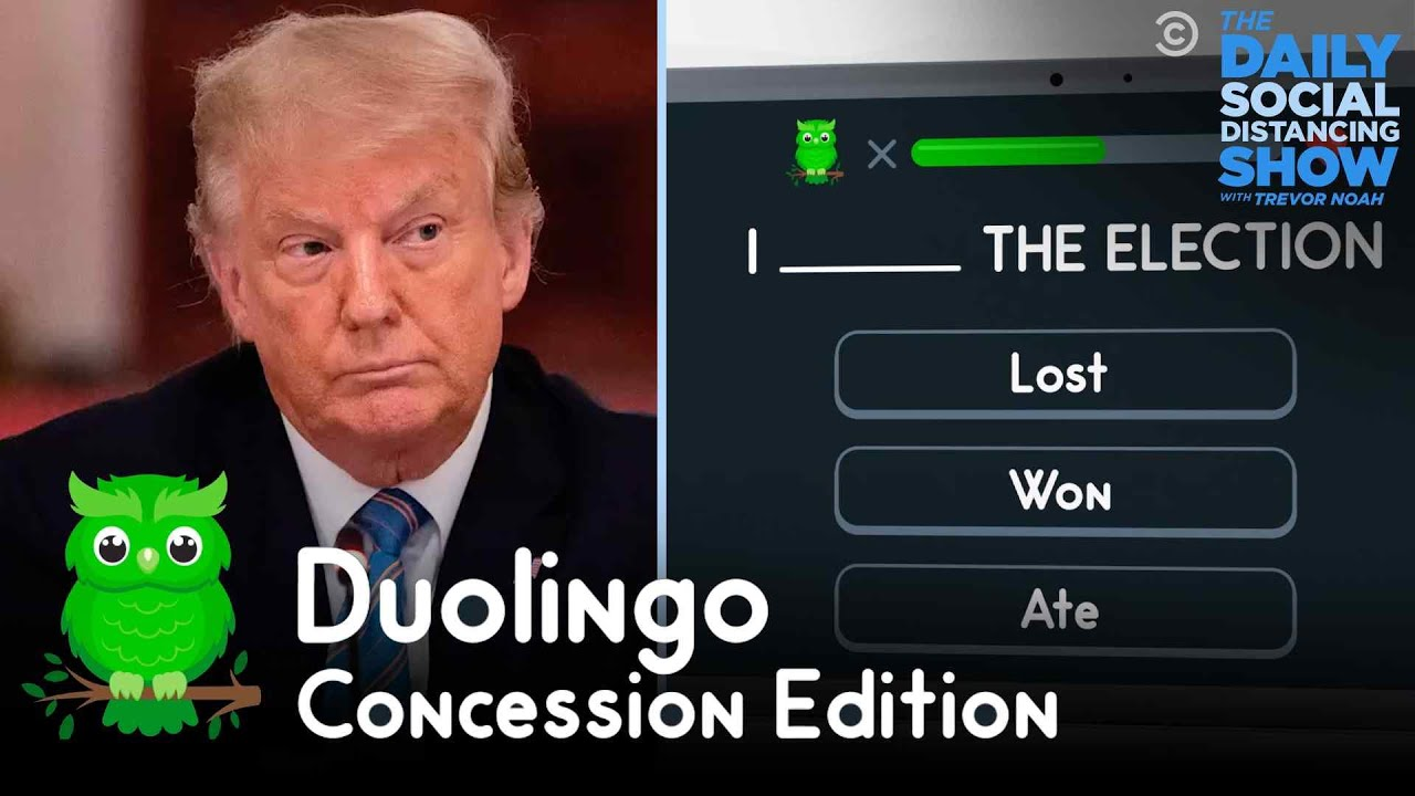 Duolingo: Concession Edition | The Daily Social Distancing Show