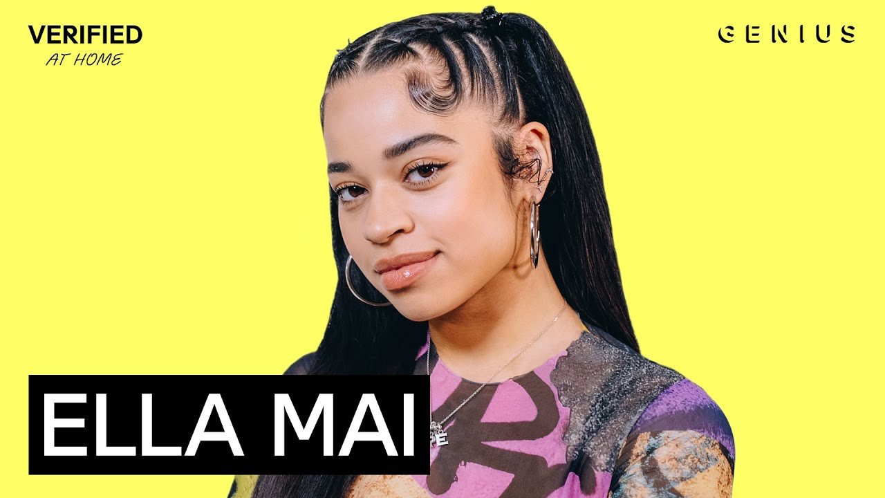 """Ella Mai """"Not Another Love Song"""" Official Lyrics & Meaning 