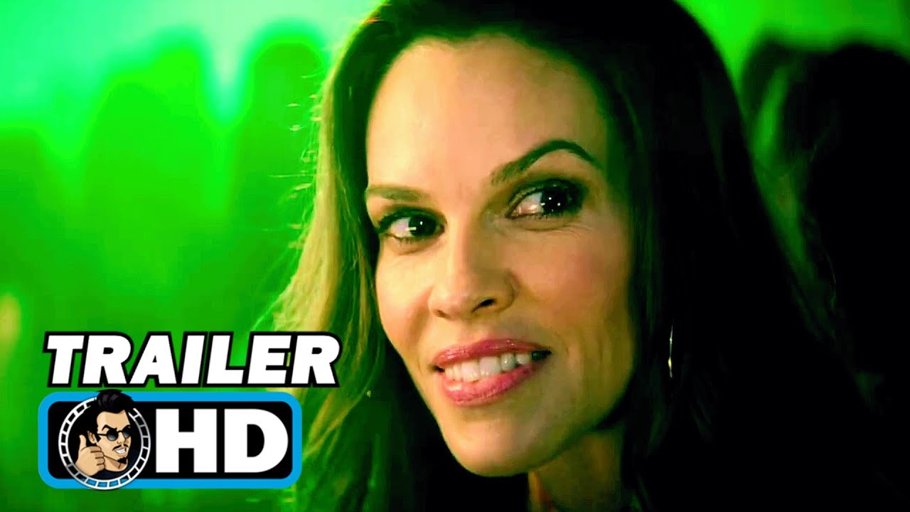 FATALE Trailer (2020) Hilary Swank, Michael Ealy, Erotic Thriller Movie