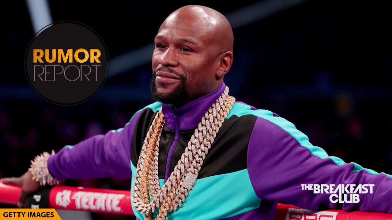 Floyd Mayweather Returns To The Ring To Fight Logan Paul