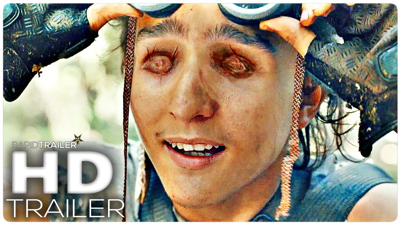 GIRL WITH NO MOUTH Official Trailer (2020) Adventure Movie HD
