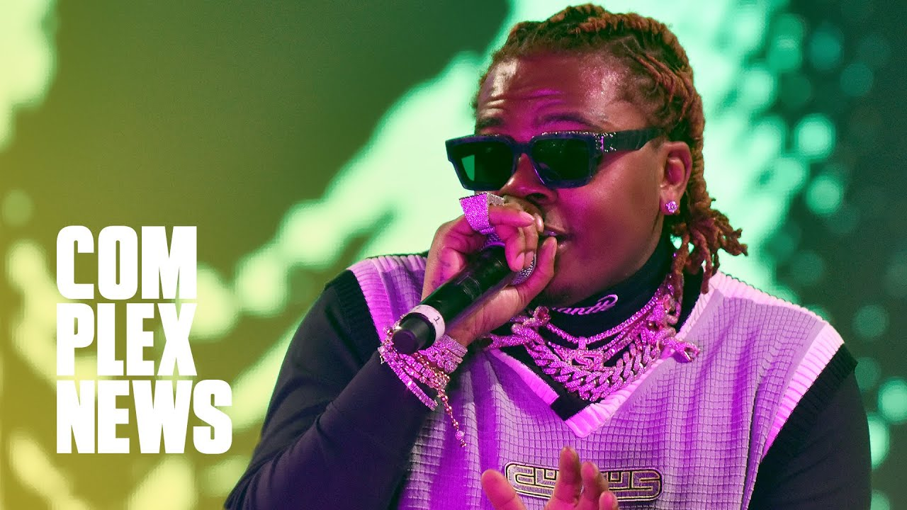 """Gunna On Losing $60 Million Because of Covid-19, $40K Young Thug Shopping Trips & New Album """"Wunna"""""""