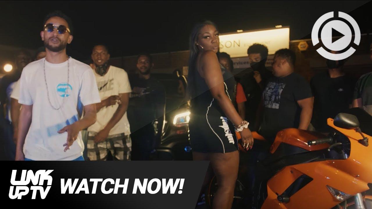 Hellawavy YD - Money [Music Video]   Link Up TV