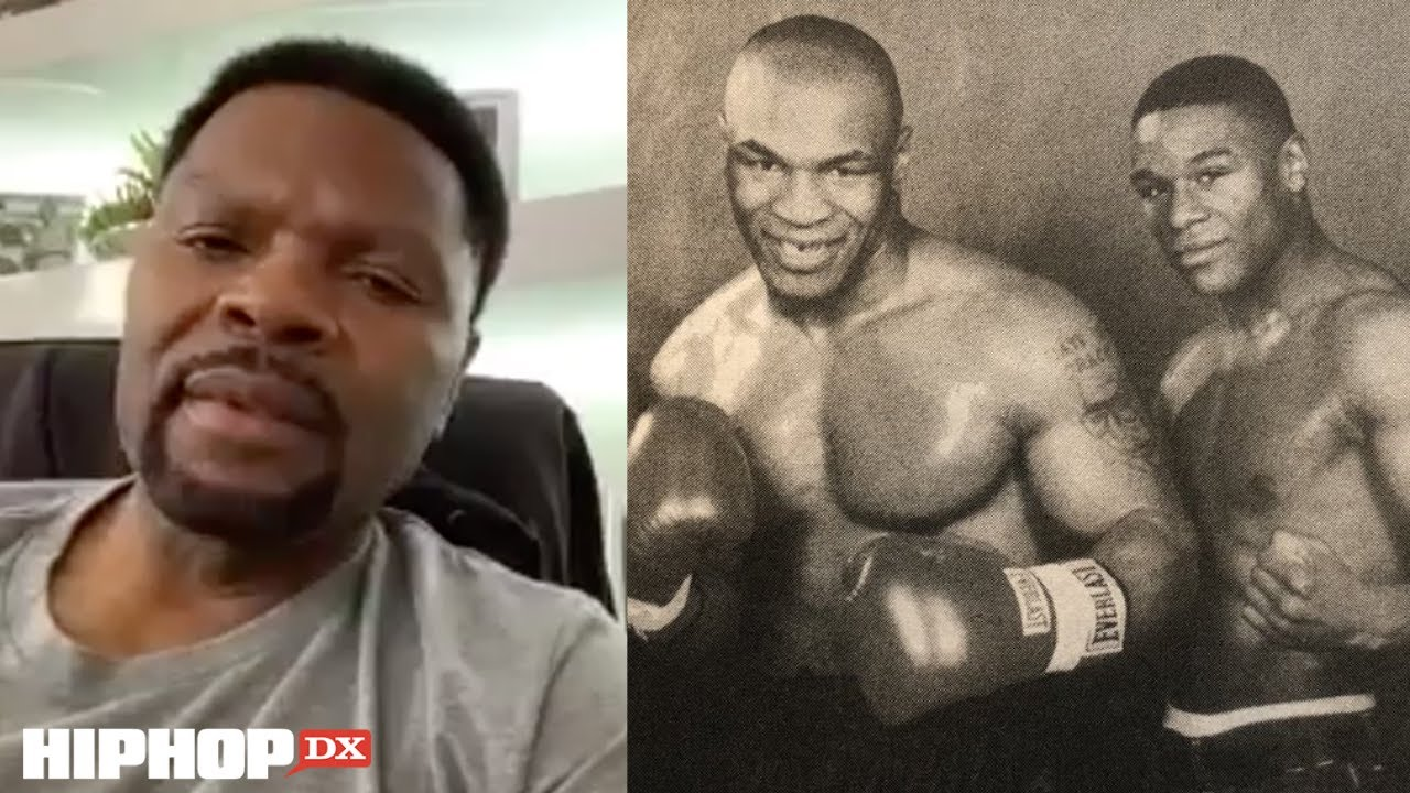 J. Prince Found Floyd Mayweather While Trying To Sign Mike Tyson