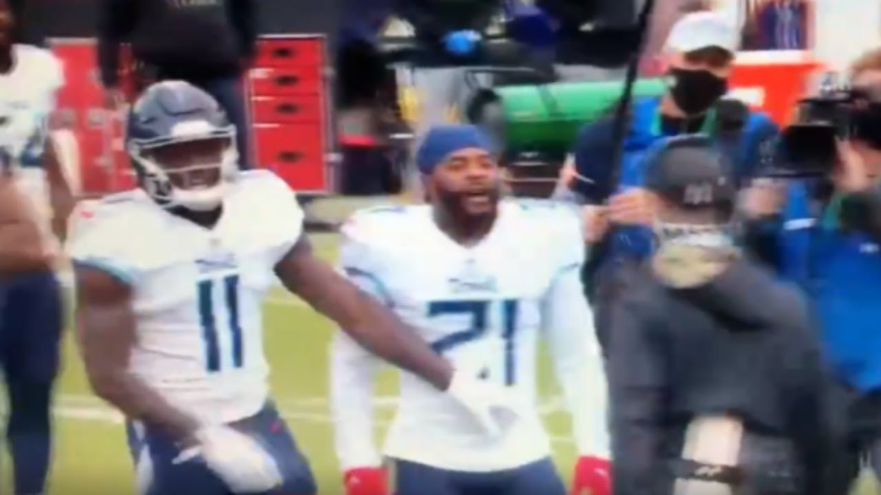 John Harbaugh Wanted ALL THE SMOKE…Almost Fights Malcolm Butler Before Ravens-Titans Game