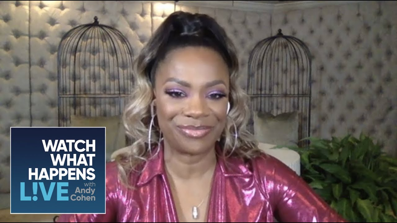Kandi Burruss on Kenya Moore and Marc Daly's Relationship   WWHL