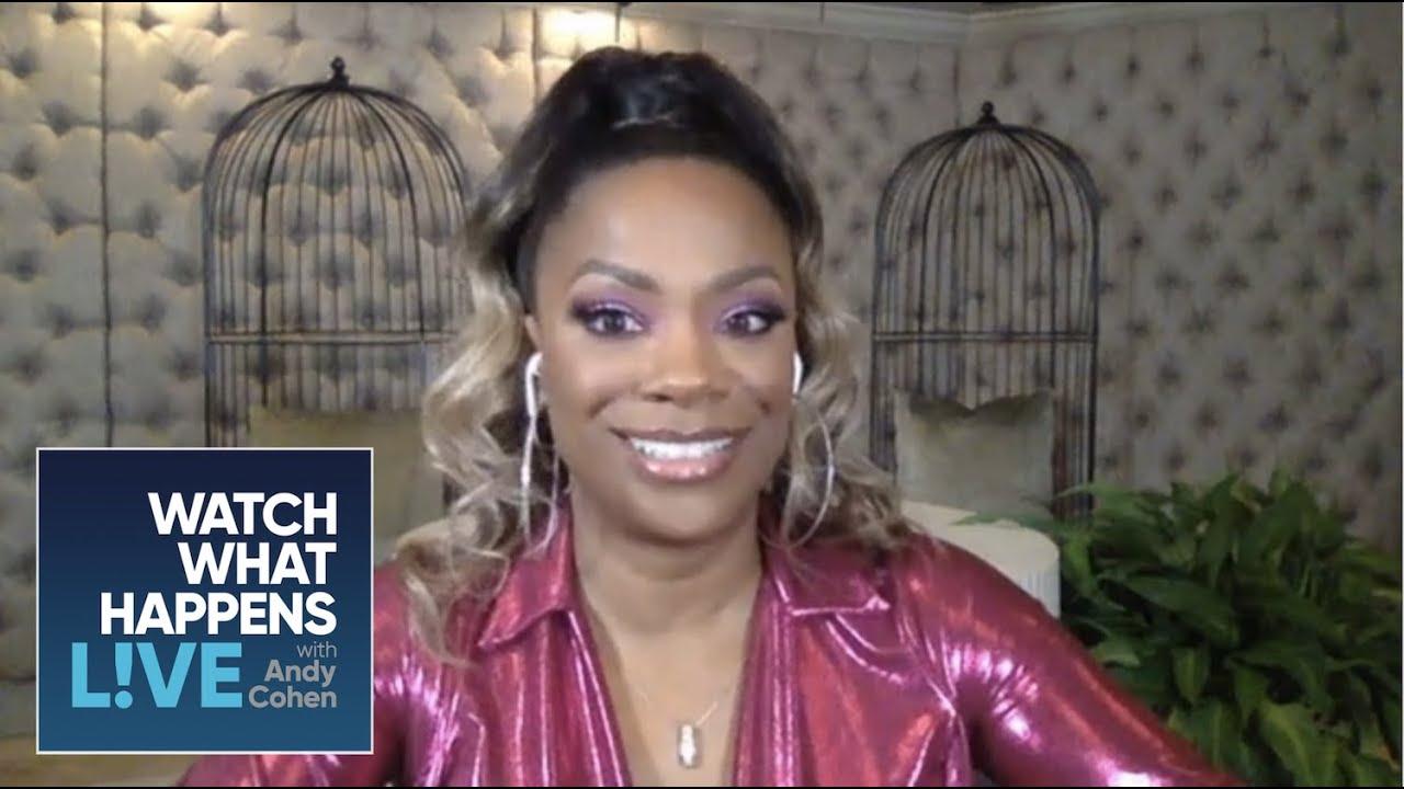 Kandi Burruss on Porsha Williams' Evolution | WWHL