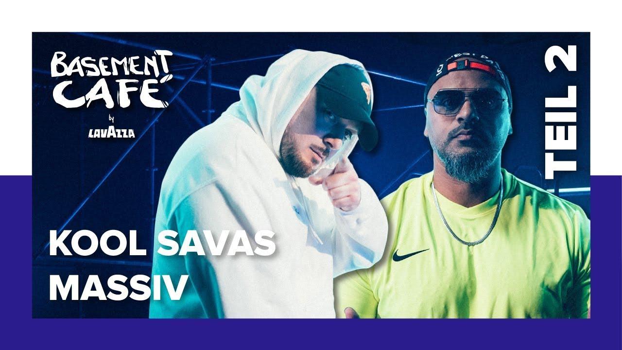 Kool Savas & Massiv Interview PART 2/2: Weltanschauung, Medien, Wahrheit & Verrat   Basement Café