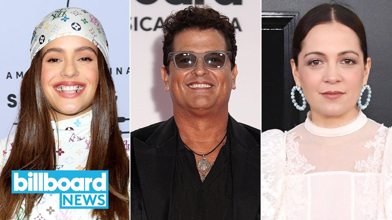 Latin Grammys Recap: Rosalía, Carlos Vives, and Natalia Lafourcade Win Big | Billboard News