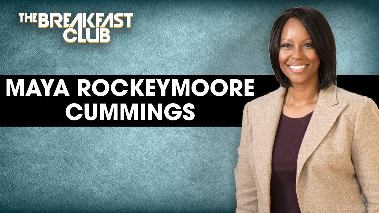 """Maya Rockeymoore Cummings Speaks On Elijah Cummings Legacy And Why """"We're Better Than This"""""""