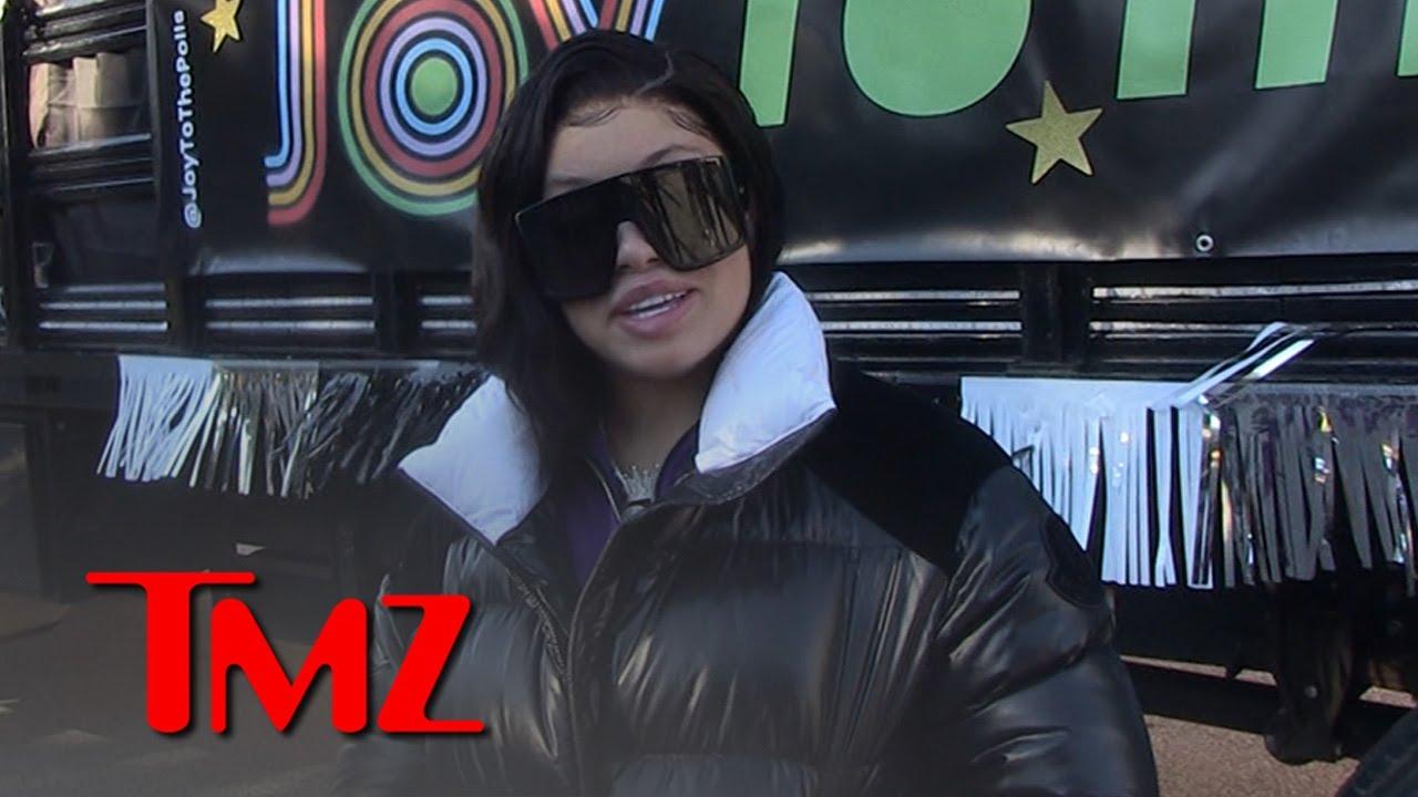 Mulatto Pushes Voter Turnout in Georgia with Impromptu Concert | TMZ