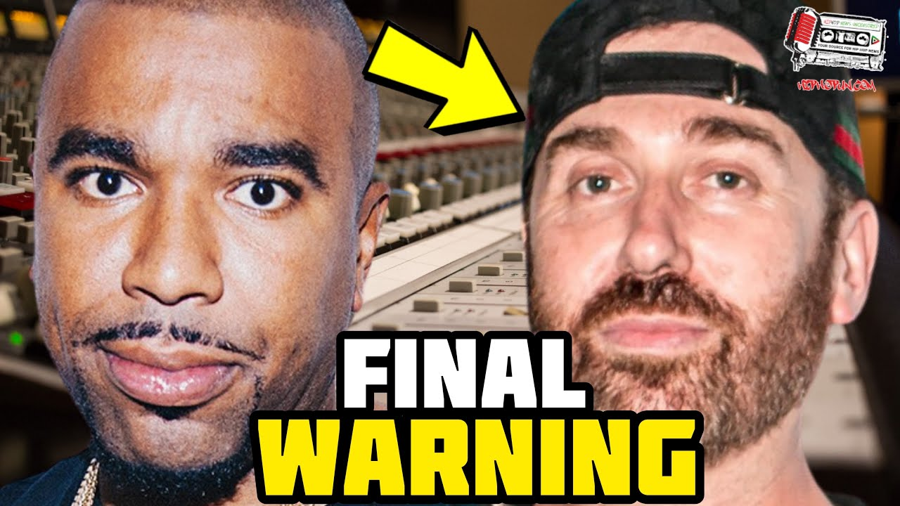 NORE Shakes Up The Whole Industry With This Video About Vlad TV Today!