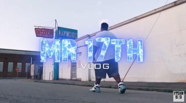 "#Team563 Presents @PhillyBlocks"" The Mr.17th Vlog "" Ep 1"