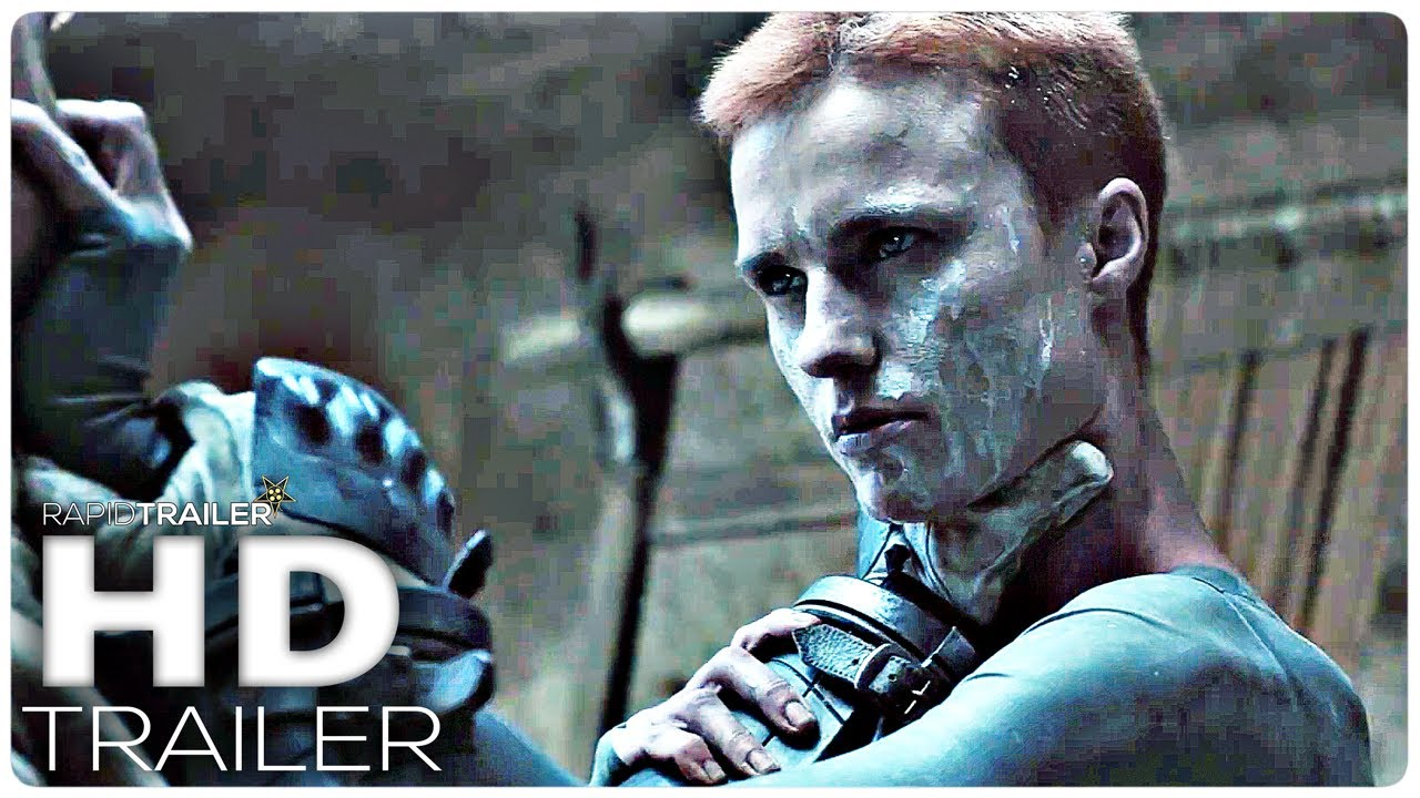 RAISED BY WOLVES Official Trailer #2 (2020) Ridley Scott, Sci-Fi Series HD