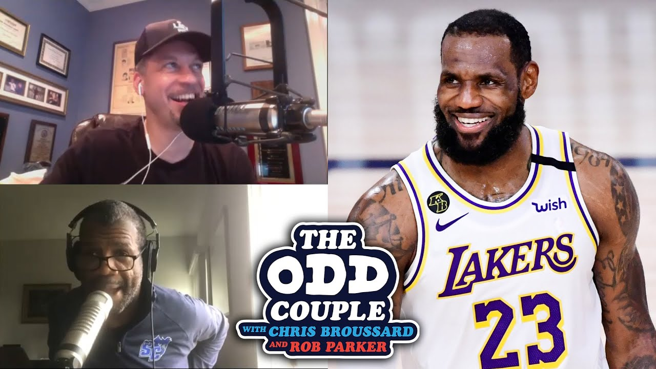 Rob Parker - Father Time Will Prevent LeBron From Winning a Title in the Next 3 Years