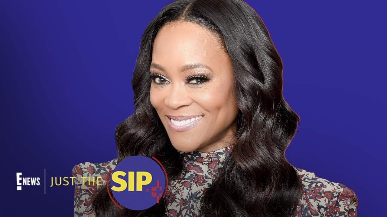 """Robin Givens Gets Real About Her Lifelong """"Ambitions""""   Just The Sip   E! News"""