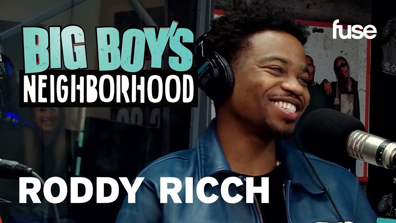 Roddy Ricch Reminisces on His 21st Birthday | Big Boy x Fuse