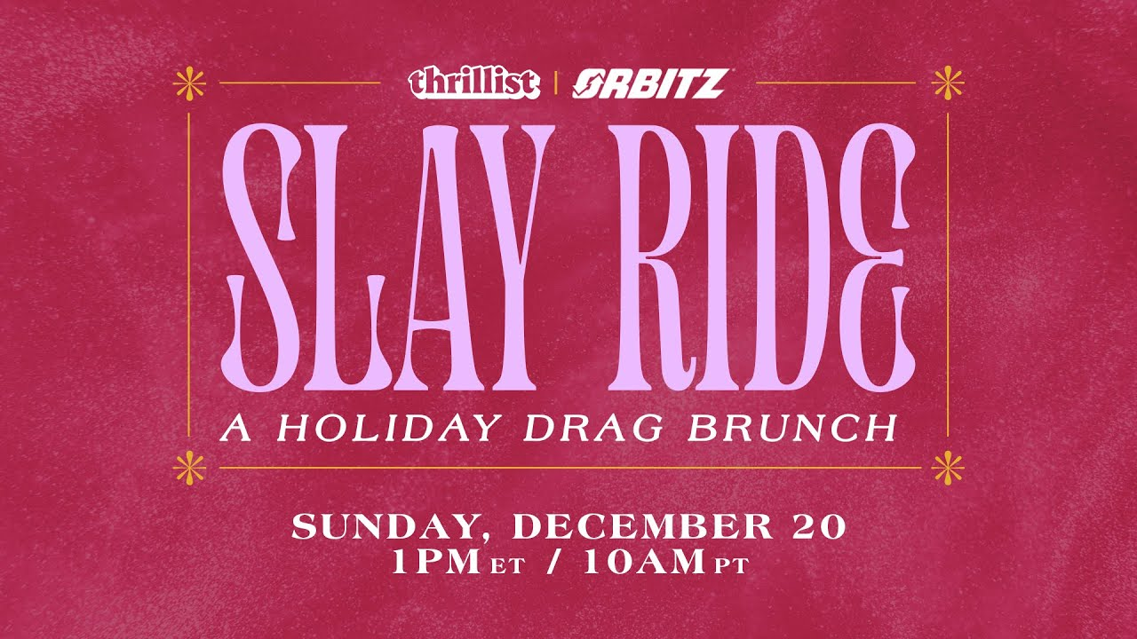 Slay Ride: A Holiday Drag Brunch with Manila Luzon, Monét X Change, and Ritzy Bitz | Orbitz®