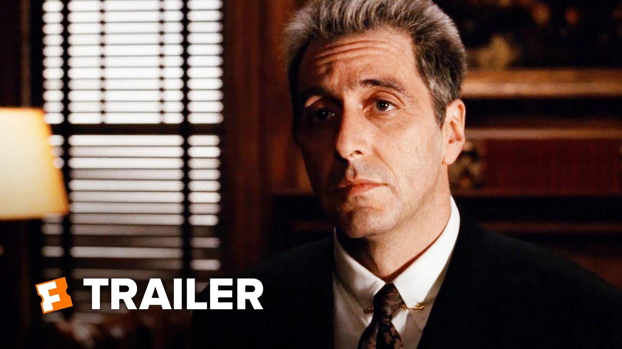 The Godfather, Coda: The Death of Michael Corleone Trailer #1 (2020) | Movieclips Trailers