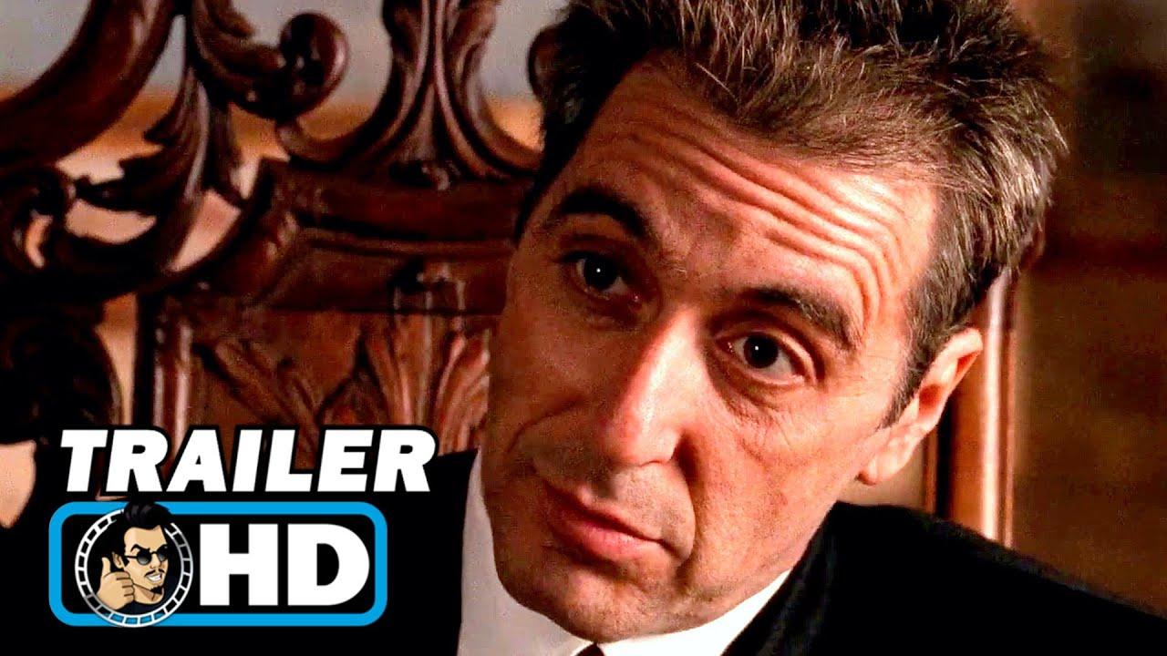 THE GODFATHER - CODA: THE DEATH OF MICHAEL CORLEONE Trailer (2020)