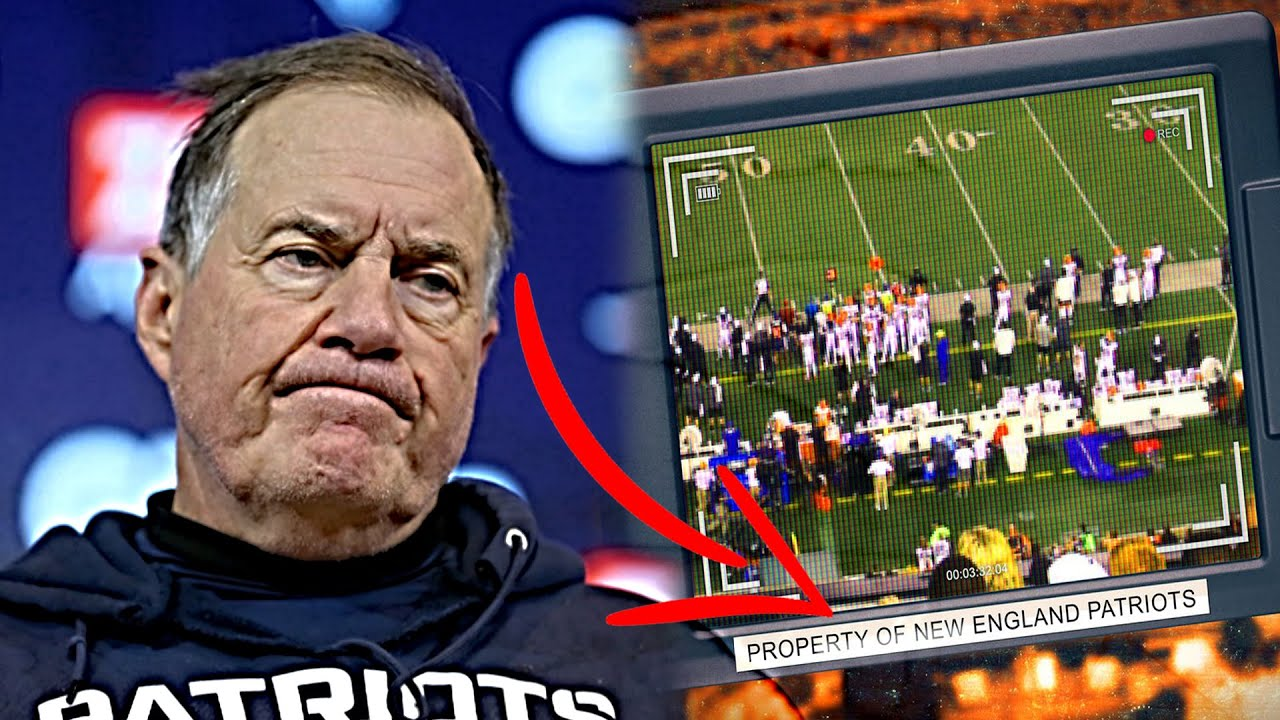 The New England Patriots Were CAUGHT FILMING OPPONENTS & CHEATING (Spygate Scandal)