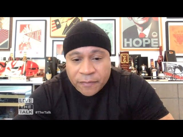 The Talk - LL Cool J Gives Billy Ray Cyrus 'stamp of approval' For 'Mama Said Knock You Out' Cover