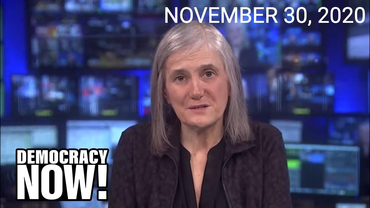 Top U.S. & World Headlines — November 30, 2020