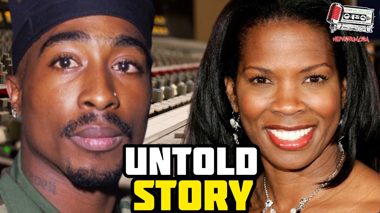 Tyra Ferrell On The One Thing 2pac Refused To Do On The Set Of Poetic Justice!