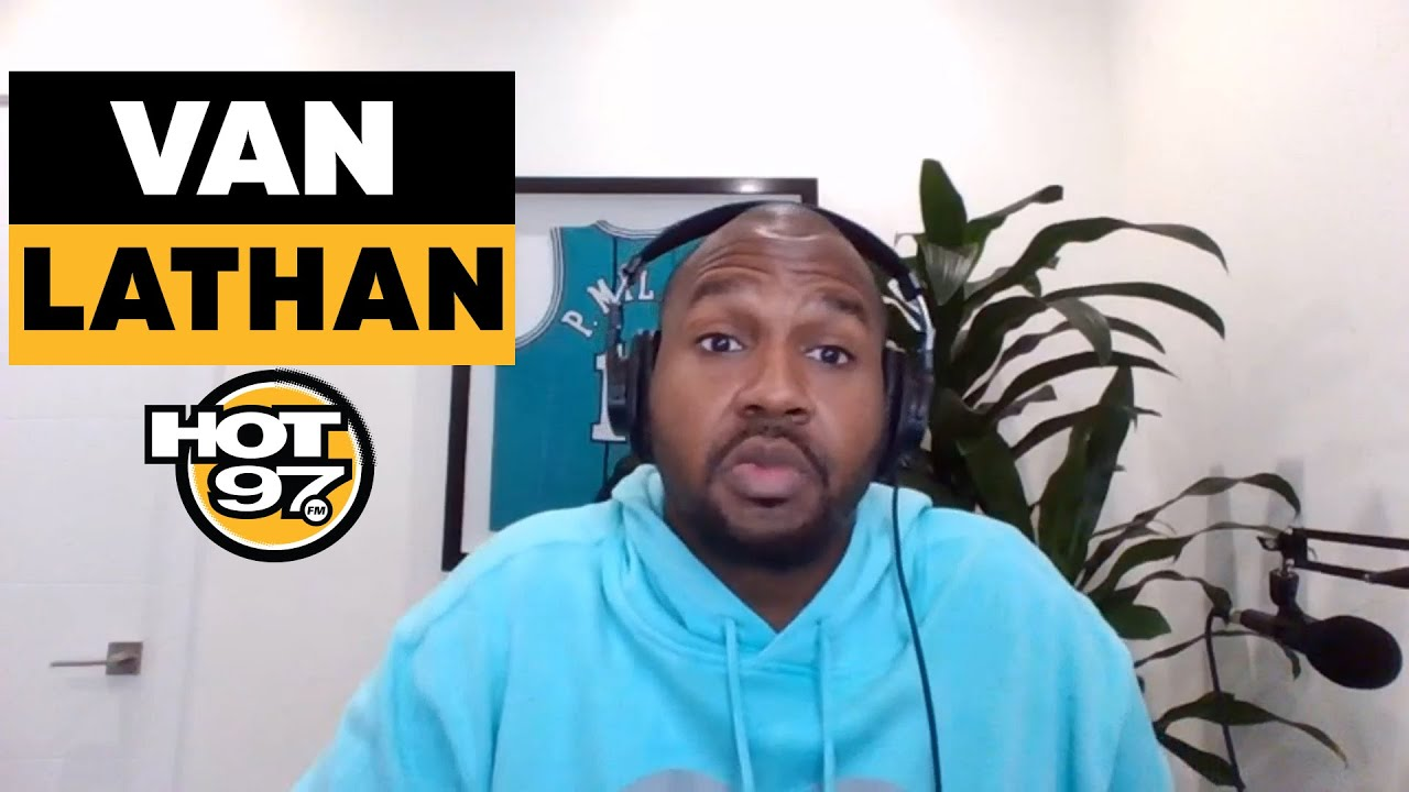 Van Lathan Gets REAL & Honest On Time w/ TMZ, Infamous Kanye West Moment, + Donald Trump Interview