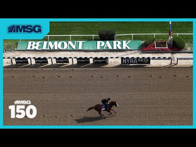 What To Expect In The 2020 Belmont Stakes | The MSG 150