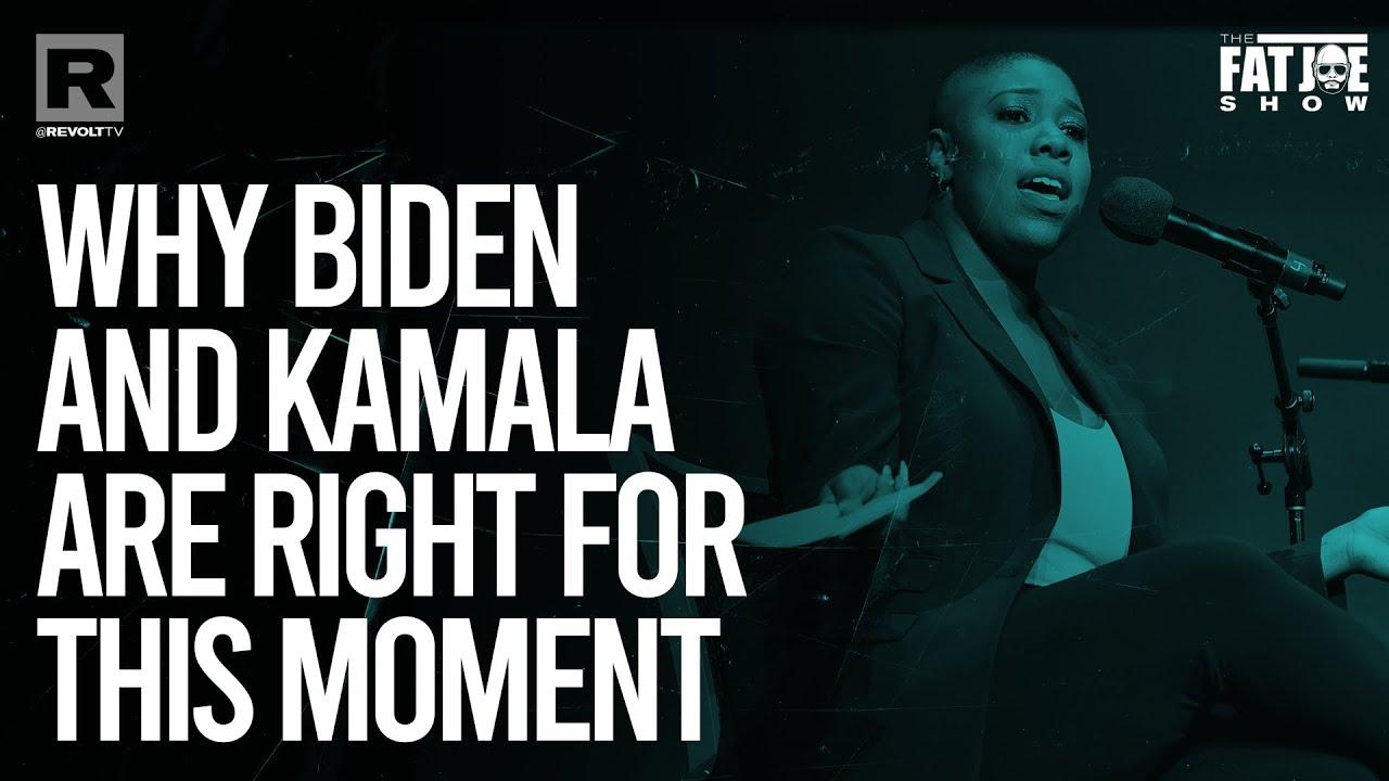 Why Joe Bidden And Kamala Harris Are The Best Choice