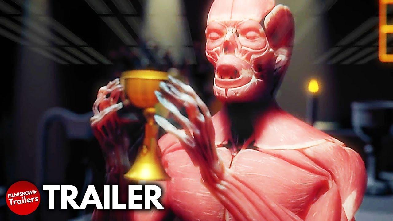 A GLITCH IN THE MATRIX Trailer (2021) Sci-Fi Documentary